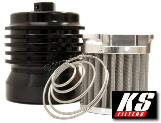 KS Oil Filter Components