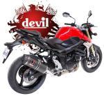 Devil Rocket for the Suzuki GSR 750 2011