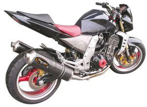 Marving Superline Carbon Fibre Pair on Kawasaki Z1000