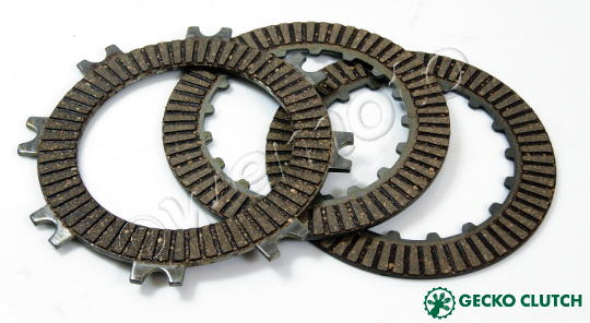 Gecko Clutch Friction Plate Set for the C 90