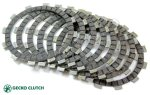 Gecko Clutch Friction Plate Set for the Super Tenere