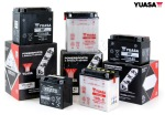 Yuasa batteries from Wemoto