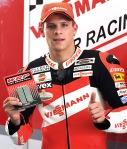 Bradl, winner of 2011 Moto2