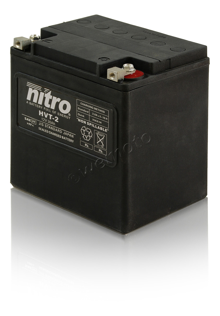 nitro high power batteries for harley davidsons the wemoto weblog. Black Bedroom Furniture Sets. Home Design Ideas