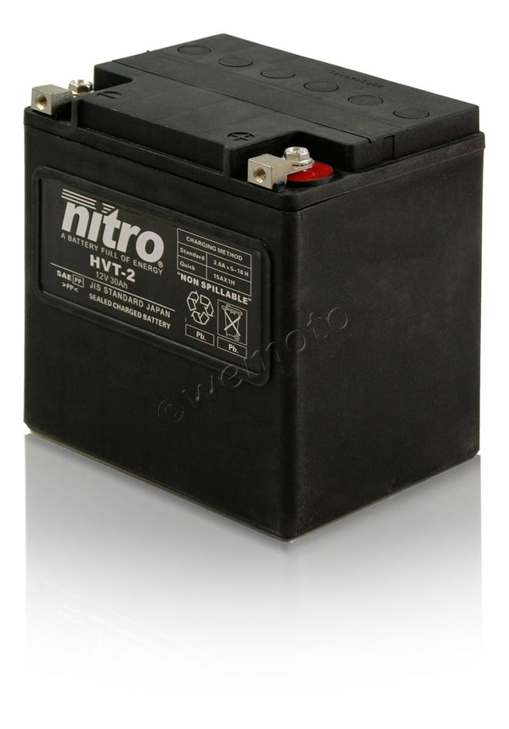 Nitro battery for Harley Davidson FLHT Electra Glide
