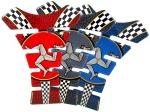 Motografix Isle of Man Tank Pads - All Colours