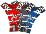 Motografix Isle of Man Tank Pads - All Colours