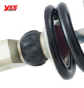YSS adjustable shocks