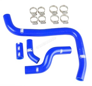 Samco Silicone Radiator Hose Kits and Clamp Kits at Wemoto