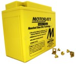 Wemoto stock Motobatt batteries
