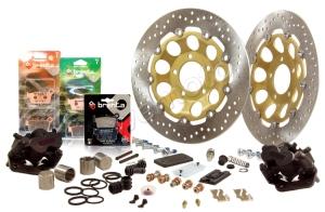 Brake parts at Wemoto