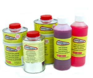 The Tank Cure range available from Wemoto