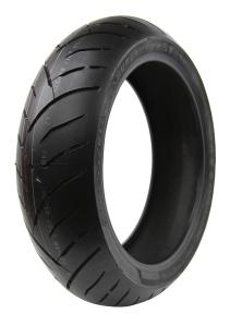 Maxxis Supermaxx ST tyres at Wemoto