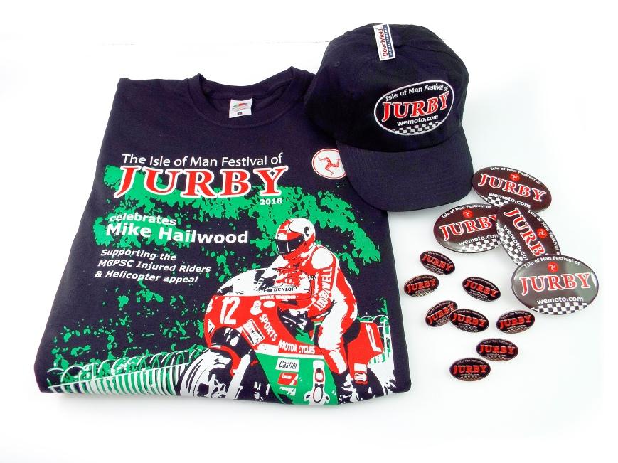 Festival of Jurby Merchandise