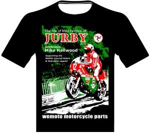 2018 Festival of Jurby T-shirt