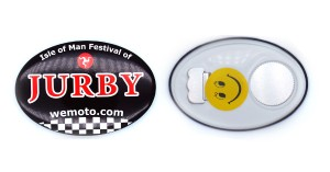 Festival of Jurby Fridge Magnet Bottle Opener